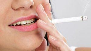 Курение и здоровье полости рта
