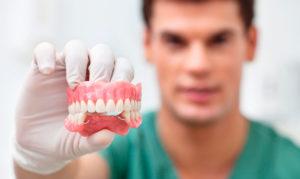 Новейшее протезирование зубов в Украине